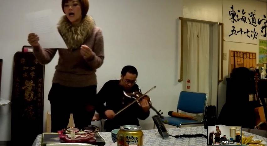 田村飛鳥+臼井淳一