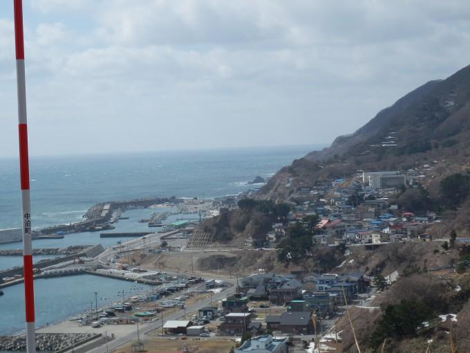 青森県小泊 フォークシンガー三上寛の出身地