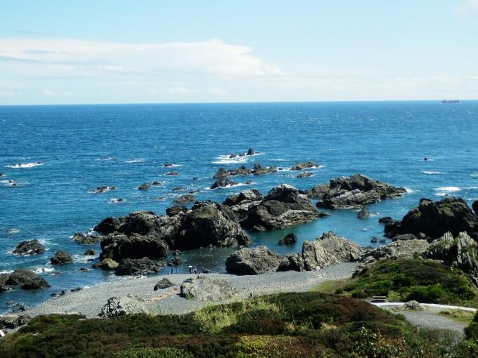 高知県室戸 若いころの空海(佐伯真魚)が修業した場所