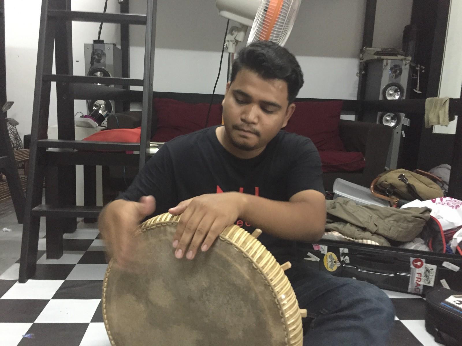 Wardi Nazir from Kelantan, Malaysia